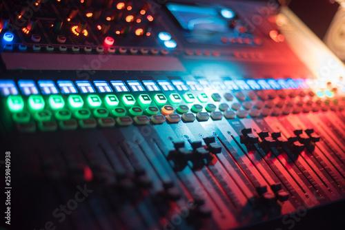 Sound panel - 259840938
