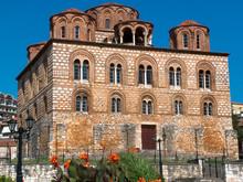 Arta City Panagia Parigoritria Byzantine Church Greece