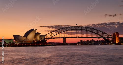 Photo  Opera House Sydney Australia