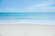 blue wave on beach of Phuket Thailand