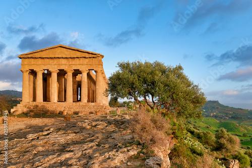 Photo Temple of Concordia (Tempio della Concordia)