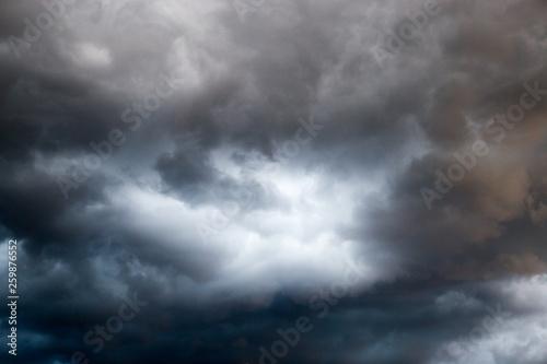 Canvas Prints Heaven Thunder
