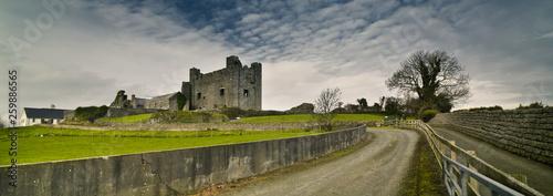 Valokuva  Greencastle Royal Castle, Kilkeel, NewryCounty Down, Northern Ireland UK