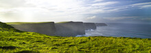 Cliffs Of Moher Burren, Green ...