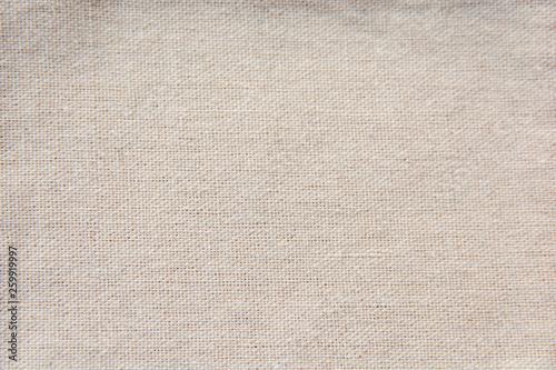 Obraz White burlap, sackcloth texture background - fototapety do salonu