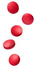Red Pill Medical Drug Medication