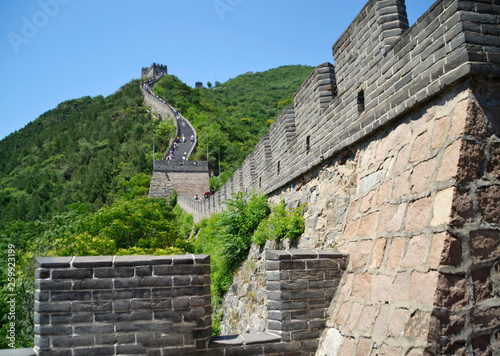 Obraz na plátně The great wall of china