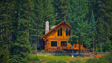 Wooden House Commonly Found Ne...