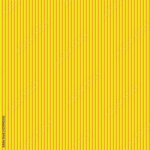 Valokuva  Simple yellow lines decorative shape. Vintege pattern print.