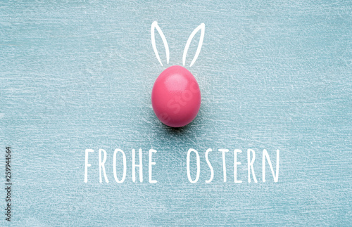 Wall Murals Personal Frohe Ostern