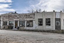 Old Abandoned General Store