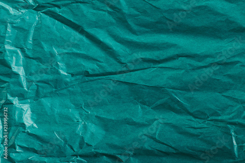 Photo Stands Abstract wave Green packing paper background