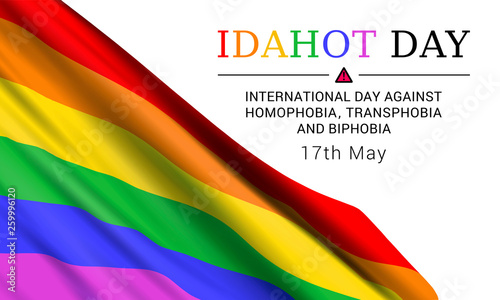 Fotomural  International Day Against Homophobia, Transphobia and Biphobia May 17