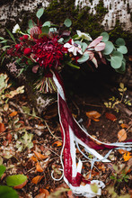 Autumn, Bridal Bouquet, Autumn Bouquet, Wedding,