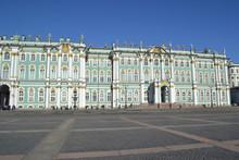 Royal Palace In Saint Petersburg