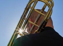 Trombone Concert Open Air