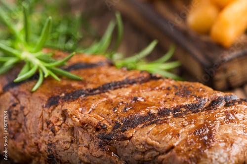 Round Meat Roast - Miejsce na tekst