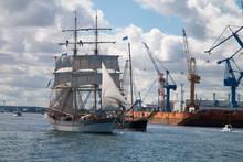 Rostock Hansa Sail 2016 Windjammer