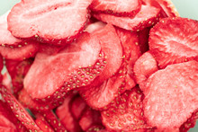 Dried Strawberry Slice