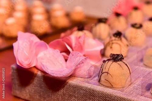 Fotografie, Obraz  wedding sweets