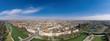 München aus der Luft, Aufnahme mit einer Drohne