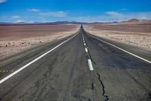 Drive Through The Atacama Desert