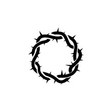 Crown Of Thorns, Easter, Religious Symbol