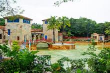Florida, USA, Venetian Pool In...