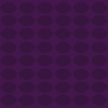 Oval Geometric Shape In Rows A...