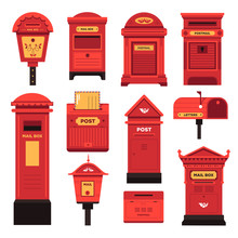 Post Boxes And Services For Pe...