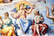 The Last Judgment Fresco Paint...