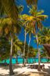 Malediven im lhaviyani Atoll