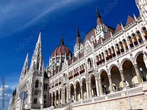 Fotografia  Parliament Building, Budapest, Hungary