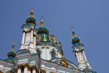 Andreevskaya Church Kiev