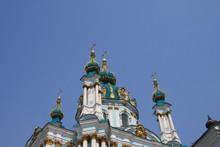 Andreevskaya Church Kiev