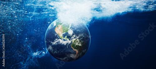 Obraz earth - fototapety do salonu