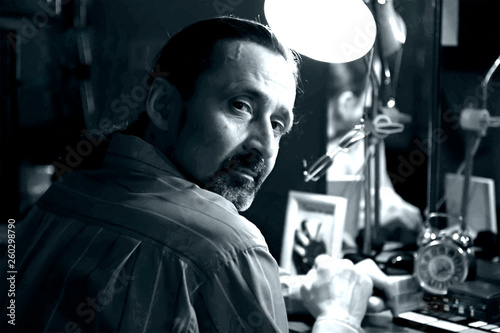 Photo  Chehov, Russian theater, actor, director, actress, comedy 15