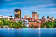 Manchester, New Hampshire, USA...
