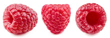 Raspberry Collection Clipping Path