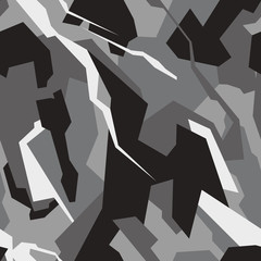 Abstract modern military ca...