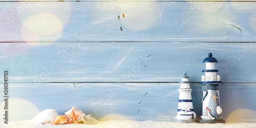 Fototapeta  maritime background