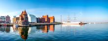 Hafen Von Stralsund, Deutschla...