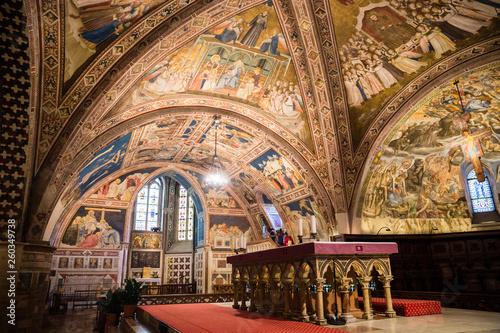 Photo Assisi basilica san francesco