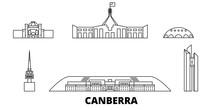 Australia, Canberra Flat Trave...
