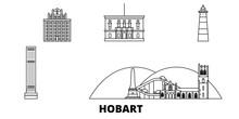 Australia, Hobart Flat Travel ...