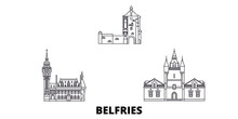 France, Belfries Flat Travel S...