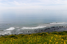 Bates Beach In Carpenteria, Ca...