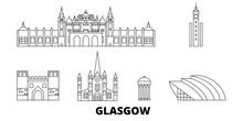 Scotland, Glasgow City Flat Tr...