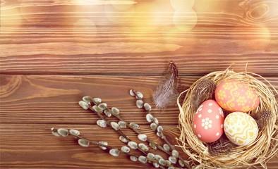 Fototapeta na wymiar Easter.