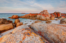 Giant Granite Rock Boulders Co...
